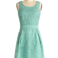 Sprigs of Spring Dress | Mod Retro Vintage Dresses | ModCloth.com