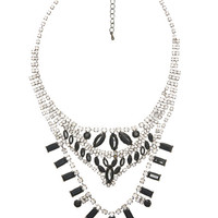 Layered Statement Necklace - ArdenB