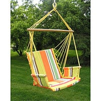 White Hammock Chair