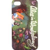 Disney Alice In Wonderland Tree iPhone 5 Case