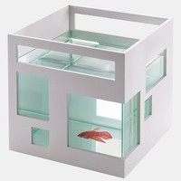 'Fish Hotel' Stackable Fish Bowl