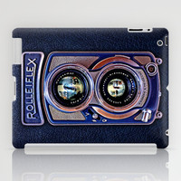 classic retro Rolleiflex Dual lens camera apple iPad 2, 3, 4 and iPad mini case