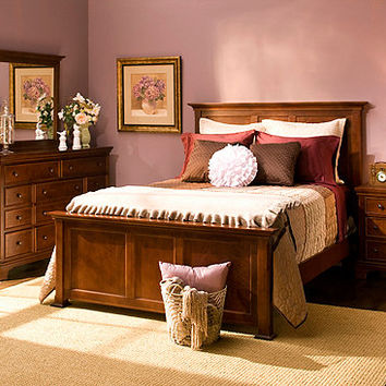geneva 4 pc queen bedroom s from