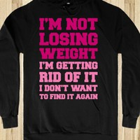 I'm Not Losing Weight
