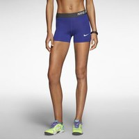"Nike Store. Nike 3"" Pro Core Compression Women's Shorts"