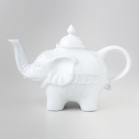 White Ceramic Teapots - World Market