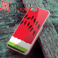 WaterMelon - iPhone 4/4S, iPhone 5/5S, iPhone 5C Case and Samsung Galaxy S2 i9100, S3 i9300, S4 i9500 Case