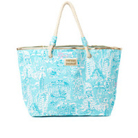 Shoreline Tote - Lilly Pulitzer