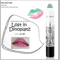 Too Cool for School Dinoplatz Lost Identity Lip Crayon (Mint)