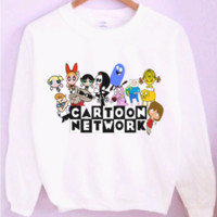 Cartoon Network Crewneck