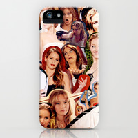 Jennifer Lawrence - 2 iPhone & iPod Case by Alyssa Taylor