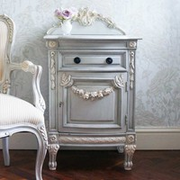 NEW! Bonaparte Bedside Table
