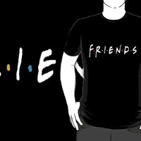 """Friends"" Logo"