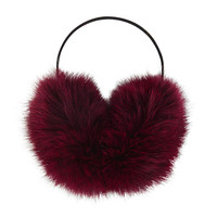 Colorful Fur Earmuffs