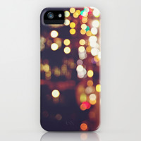 San Francisco Blur iPhone & iPod Case by Laura Ruth