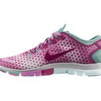 Nike Free TR Connect 2 Women's Training Shoes - Red Violet
