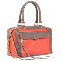 Rebecca Minkoff Mab Mini Color Block Shoulder Bag - designer shoes, handbags, jewelry, watches, and fashion accessories | endless.com