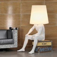 Direct light floor lamp COD MAN1 by Bizzotto | design Tiziano Bizzotto