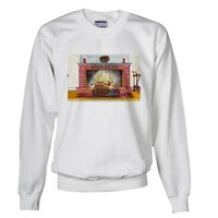 Have a Hearth Fire Sweatshirt by CafePress