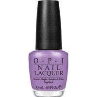 OPI Nail Lacquer, Pirates Of The Caribbean Collection, Planks A Lot, 0.5 Fluid Ounce