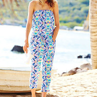 Cover-up Jumpsuit - Beach Sexy - Victoria's Secret