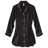 Gilligan & O'Malley® Women's Satin Sleep Shirt - Assorted Colors