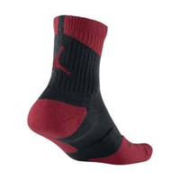 Nike Store. Air Jordan Dri-FIT High Quarter Basketball Socks