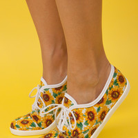 Printed Unisex Tennis Shoe