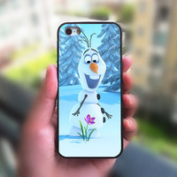iphone 5C case,Frozen Disney,Olaf, iphone 4 case,iphone 4S case,iphone 5S case,iphone 5 case,ipod 4 case,ipod 5 case,phone case,iphone case