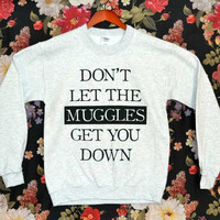 'Don't Let The Muggles' Sweater