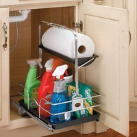 Rev-A-Shelf Removable Under Sink Caddy - Kitchen Organization - Storage & Organization - Storage & Display | HomeDecorators.com
