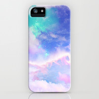 Galaxy iPhone & iPod Case by Ashley Baptiste