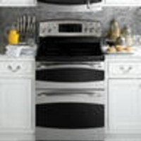 "PB970SPSS | GE Profile? 30"" Free-Standing Double Oven Range 