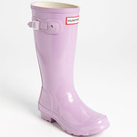 Hunter 'Original Gloss' Rain Boot (Little Kid & Big Kid)(Nordstrom Exclusive Color) | Nordstrom