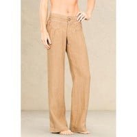 Athleta Lagoon Linen Pants