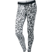 Nike Women's Leg-A-See Printed Tights
