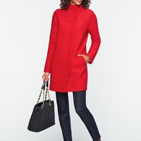 Talbots - Bubble-Textured Coat | Outerwear | Petites