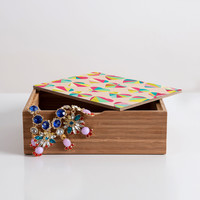Jacqueline Maldonado Some Hearts Jewelry Box