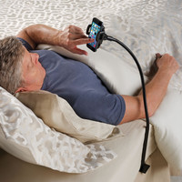 The Bedside Smartphone Stand