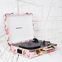 Crosley Floral Mini Turntable UK Plug - Urban Outfitters