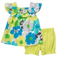 Carter&#x27;s 2-pc. Multi Dot Short Set