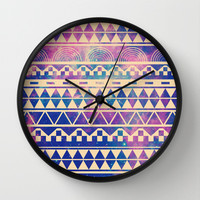 Substitution Wall Clock by Mason Denaro