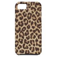 Cheetah Print Apple iPhone 5 Case