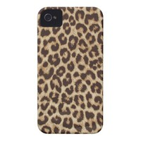 Cheetah Print Apple iPhone 4 Cover