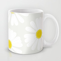 Chamomile Mug by Georgiana Paraschiv