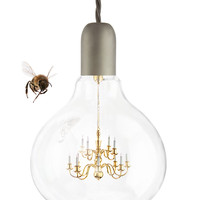 King Edison Pendant Lamp from Studiomold | Made By | £480.00 | BOUF