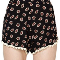 Heavy Petal Short
