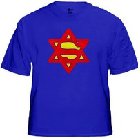 Super Jew T-Shirt :: Seth Rogen Funny People #56/1220