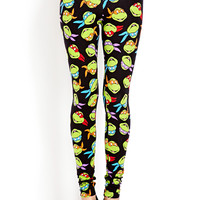 TMNT Leggings
