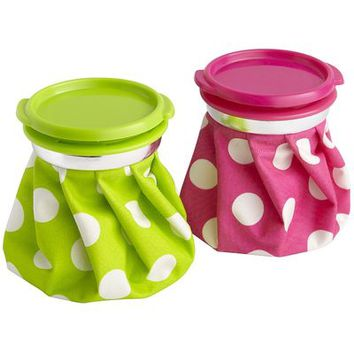 Mini Polka - Dotted Ice Packs